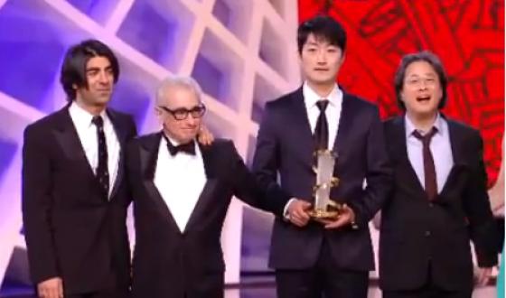 HAN GONG-JU Wins Top Prize in Marrakech