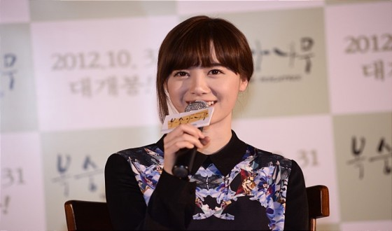 Ku Hye-sun to Write, Direct and Star in Her Next Film