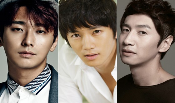 JU Ji-hoon, JI Sung and LEE Kwang-soo Team Up for New Film