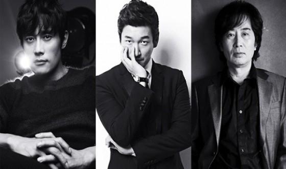 INSIDERS with LEE Byung-hun Begins Shooting
