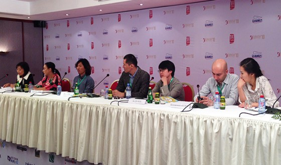 KOFIC Signs MOU with Kazakh Film