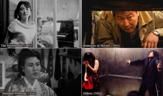 KOFA Releases Top 100 Korean Films List