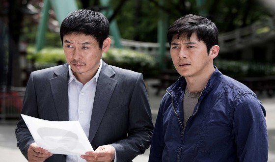 KO Soo and SUL Kyung-gu Wrap LUCID DREAM