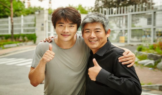 KWON Sang-woo's New Film Detective Wraps Up Production