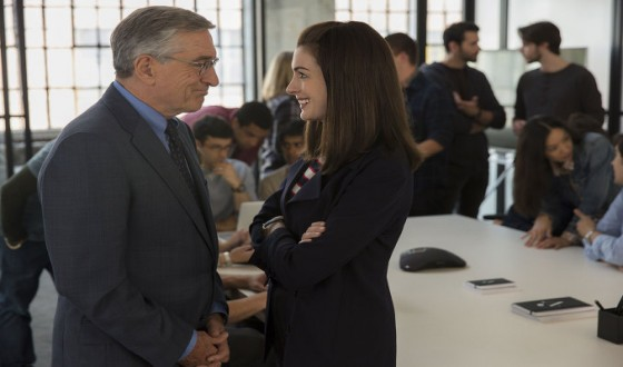 THE INTERN Promoted in 2nd Weekend