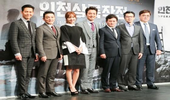 OPERATION CHROMITE Adds JUNG Joon-ho, KIM Byoung-ok, JIN Se-yun, CHOO Sung-hoon