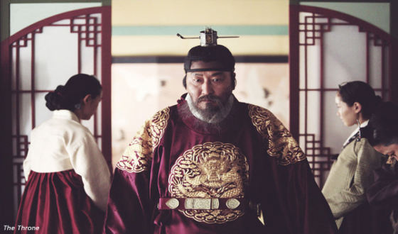 THE THRONE Tops Korean Association of Film Critics Awards