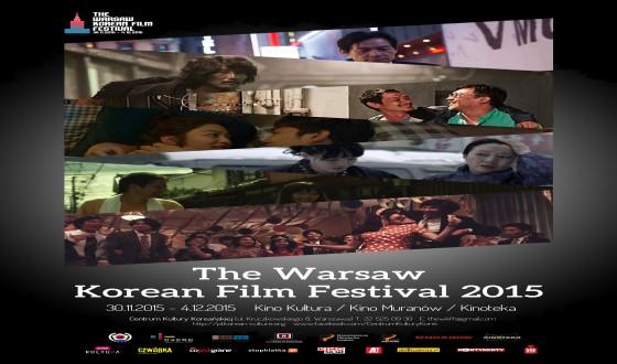 The Warsaw Korean Film Festival 2015 Began on November 30th