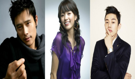 LEE Byung-hun, YOO Ah-in and HAN Hyo-joo Take Top Star Awards