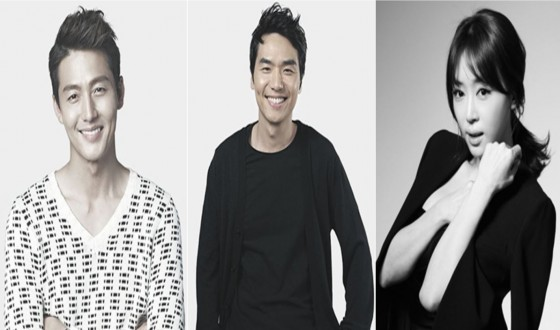 LEE Jung-jin, KANG Ye-won and KIM Tae-hun on Board with TRICK