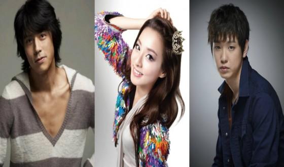 2NE1's Dara Boards Music Drama ECHO