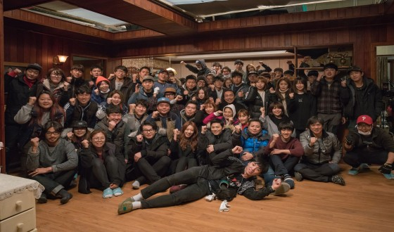 JO Jung-suk, PARK Shin-hye and   DOH Kyung-soo Wrap New Film