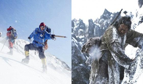 January Bows for THE HIMALAYAS and THE TIGER in North America