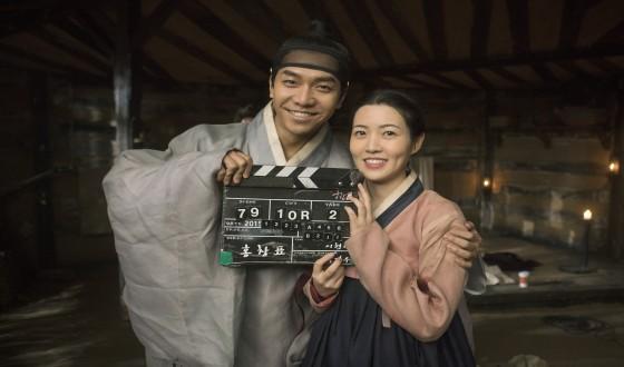 SHIM Eun-kyoung Wraps Period Drama MARITAL HARMONY