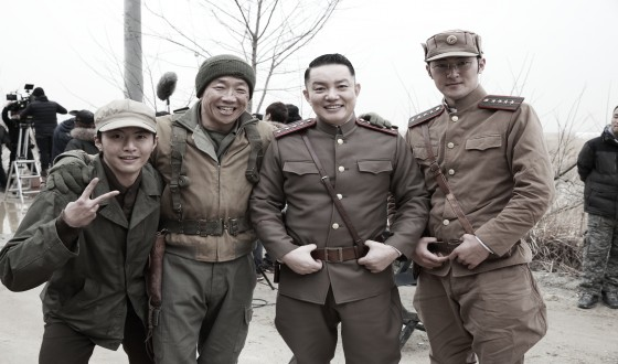 OPERATION CHROMITE Ends 4-Month Shoot
