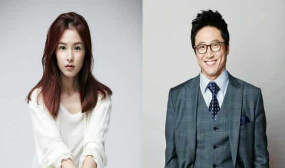 GANG Hye-jung and PARK Shin-yang Partner for MY WIFE
