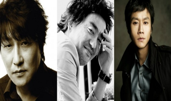 RYU Seung-ryong and JUNG Woo Join Cast of FIFTH COLUMN
