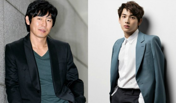HOODLUM Goes into Production with SUL Kyung-gu and IM Si-wan
