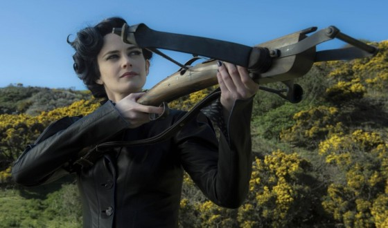 MISS PEREGRINE Rises to First