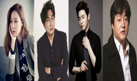 Top Star Awards for KONG Hyo-jin, CHO Jin-woong, JO Jung-suk, KWAK Do-won