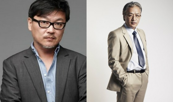 KIM Eui-sung & LEE Gyoung-young Ready for STEEL RAIN