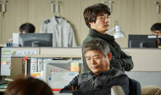 KWON Sang-woo and SUNG Dong-il Return for ACCIDENTAL DETECTIVE
