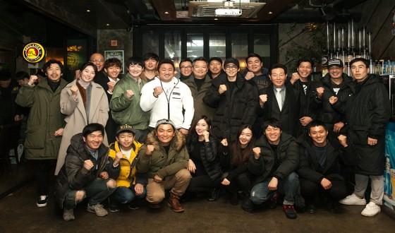 Don LEE and YOON Kye-sang Head to Crime City