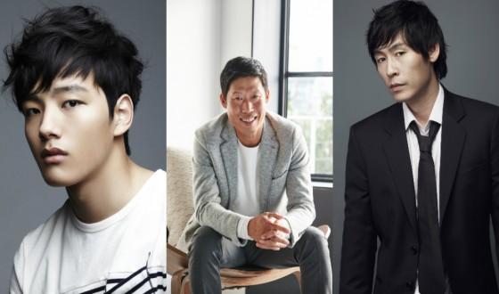 1987 Adds YOO Hae-jin, YEO Jin-gu and SUL Kyung-gu