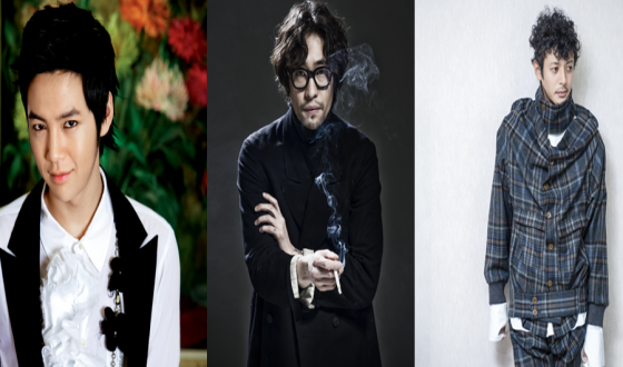 JANG Keun-suk, RYOO Seung-bum and Joe Odagiri in THE TIME OF HUMANS