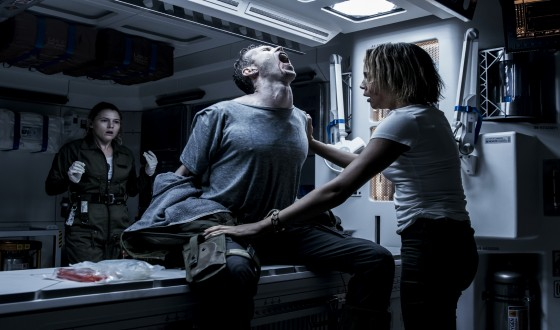 ALIEN: COVENANT Bursts into First