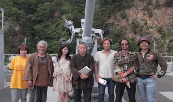 Production Wraps on KIM Ki-duk's THE TIME OF HUMANS