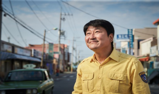 SONG Kang-ho Picks Up Cheval Noir Best Actor Award