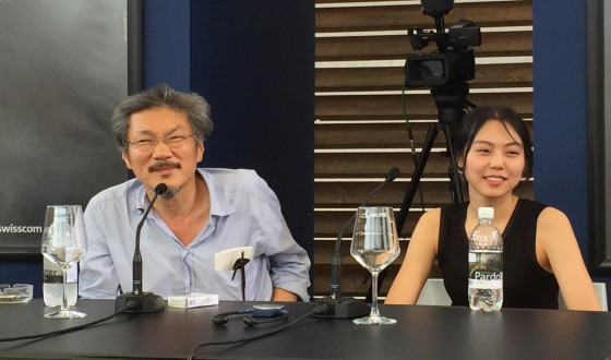 Hong Sangsoo Teams Up with KIM Min-hee for 5th Joint Project