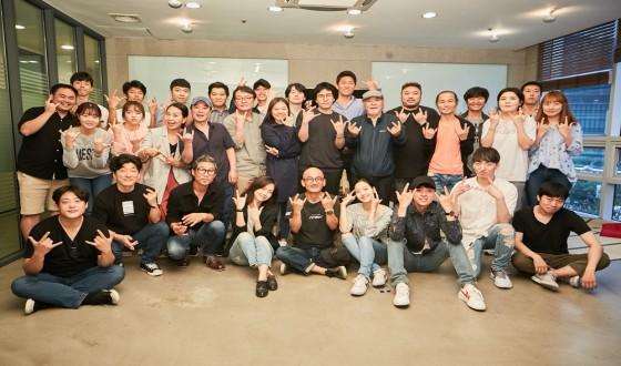LEE Joon-ik's BYEONSAN Begins Shoot in Hongdae