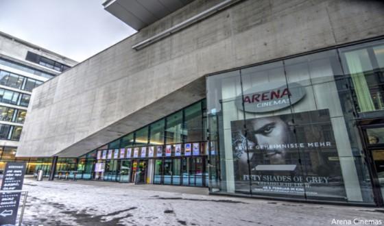 Switzerland's First Samsung LED Screen Cinema Opens