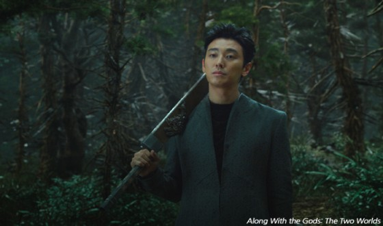ALONG WITH THE GODS: THE TWO WORLDS Hits Across Asia