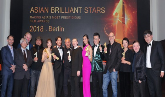 Asian Brilliant Stars Awards Returned to Berlin