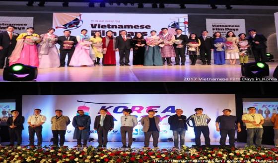 Vietnam in Korea and Korea in India