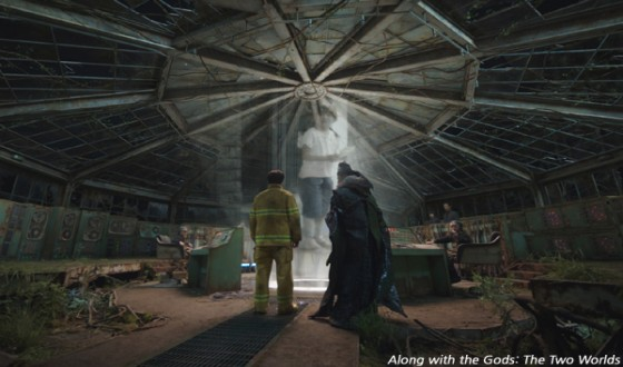 ALONG WITH THE GODS to Be Remade as A VR Ride Film