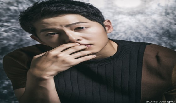 SONG Joong-ki in Talks for Space Drama LIGHTNING ARC