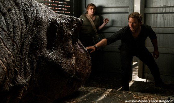 JURASSIC WORLD Chews Up Korean Box Office