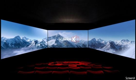 Cineworld Signs Deal with CJ 4DPLEX for 100 ScreenX Locations