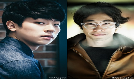 PARK Jung-min and RYOO Seung-bum Get Head-to-Head for TAZZA 3