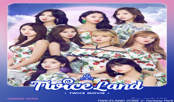 Girl Group TWICE to Release World Tour in ScreenX