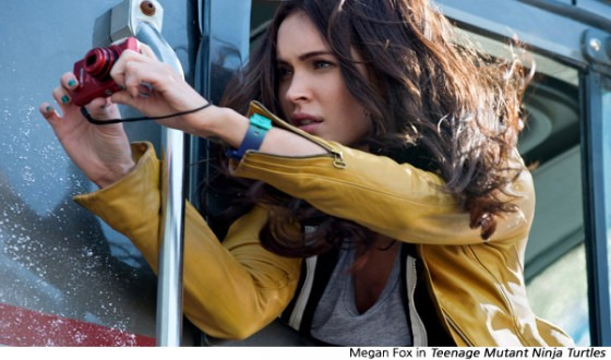 Megan Fox to Play Pulitzer Prize-Winning Reporter in JANGSARI 9.15