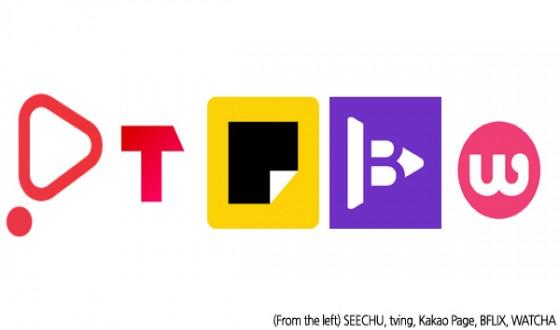 The Ecosystem of Korean Streaming Platforms