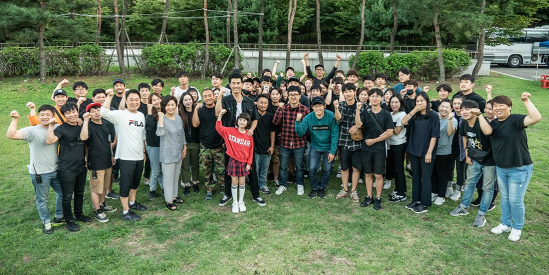 CHA Seung-won Vehicle CHEER UP, MR. LEE Wraps Filming