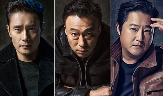 LEE Byung-hun, LEE Sung-min and KWAK Do-won Enter 1970s Political Thriller