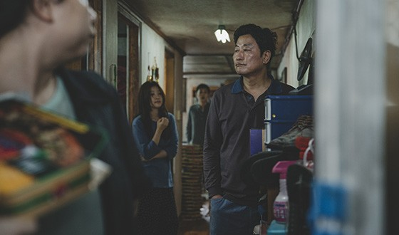 BONG Joon-ho's PARASITE Wraps Production