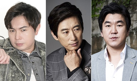 LIM Won-hee, KIM Won-hae and YOON Je-moon Join ASTRONOMY